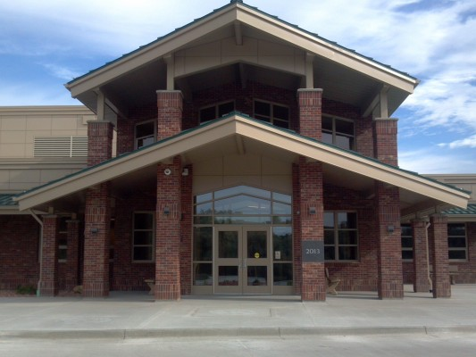 Cloud Peak Elementary exteriort